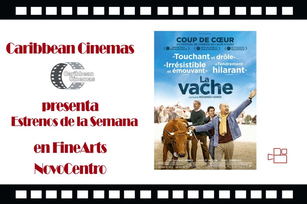 Plantilla cine Got Picture