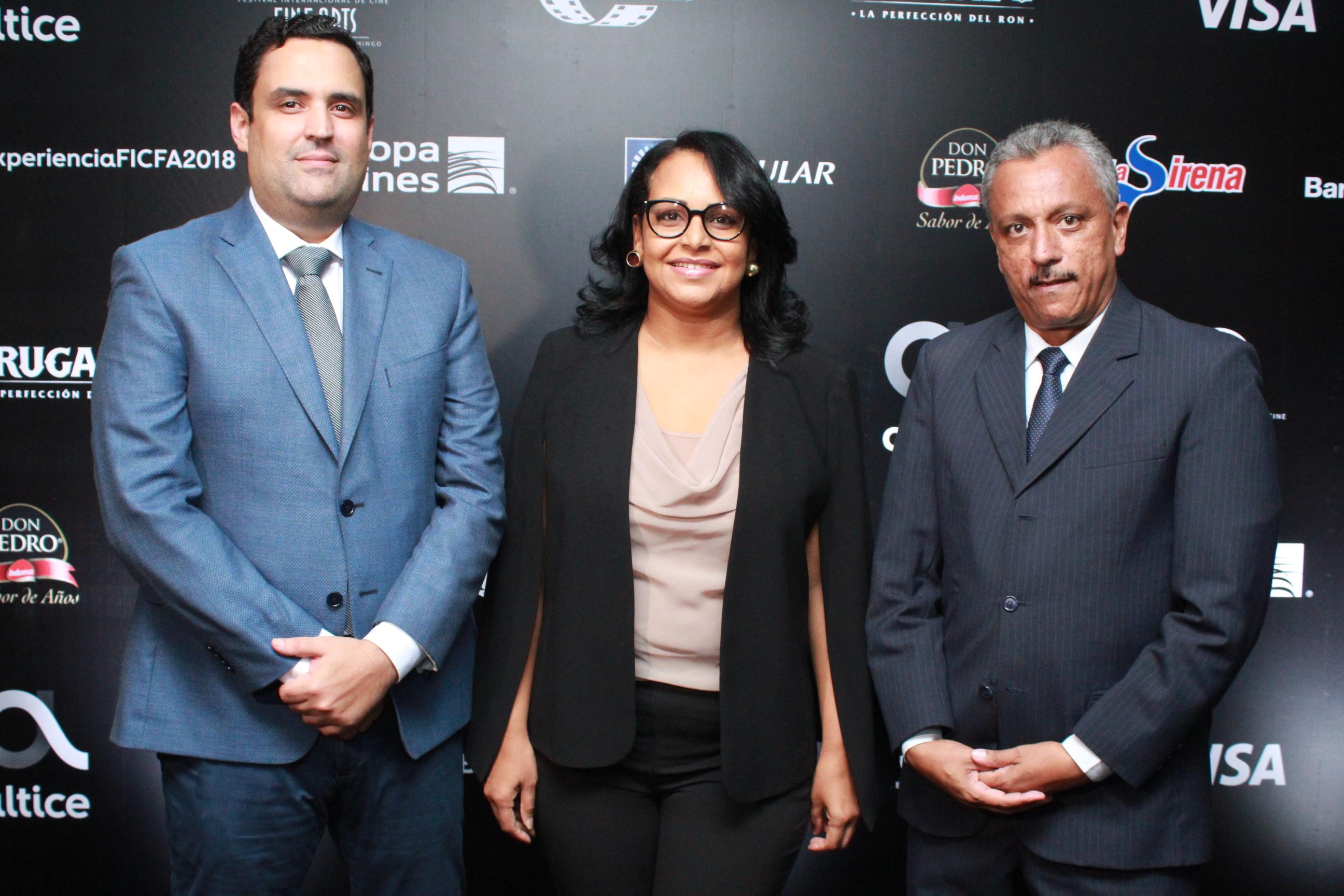 Principal- Danilo Ginebra, Zumaya Cordero, José D´ Laura