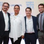 Frank Perozo, Zumaya Cordero, Raul Camilo, Michael Carrady