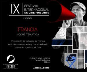 INVITACIONES EVENTOS FESTIVAL DE CINE 2018_NOCHE TEMATICA FRANCIA